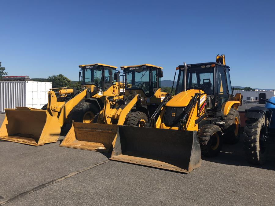 Partner Rentals, a Kingston, N.Y.-based equipment rental house, is adding SDLG wheel 