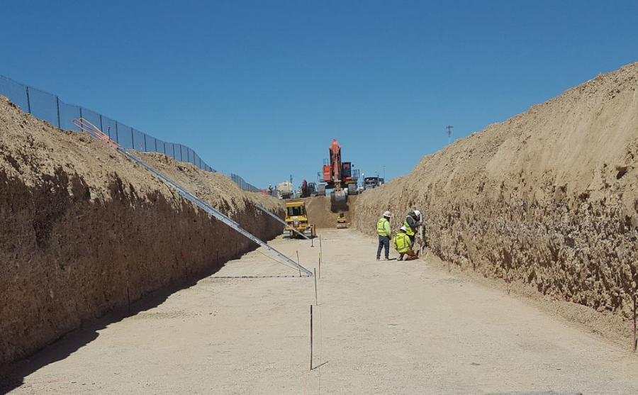 In February, officials broke ground on the $78 million project, which will improve reliability, connectivity and mobility. (Nevada Department of Transportation photo)