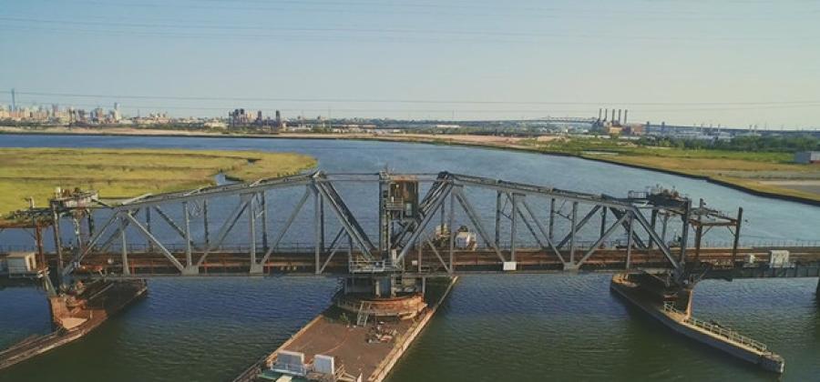The Portal Bridge (Amtrak photo)