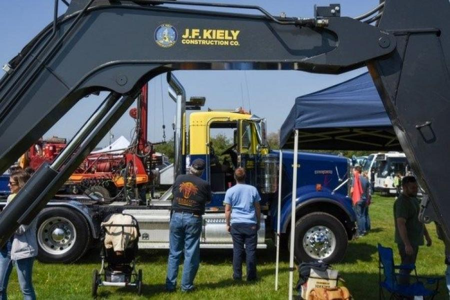J.F. Kiely Construction Co. takes part in a variety of touch-a-truck events throughout the year in different parts of New Jersey, benefiting multiple charities and causes, and has a number of events coming up in 2019.
