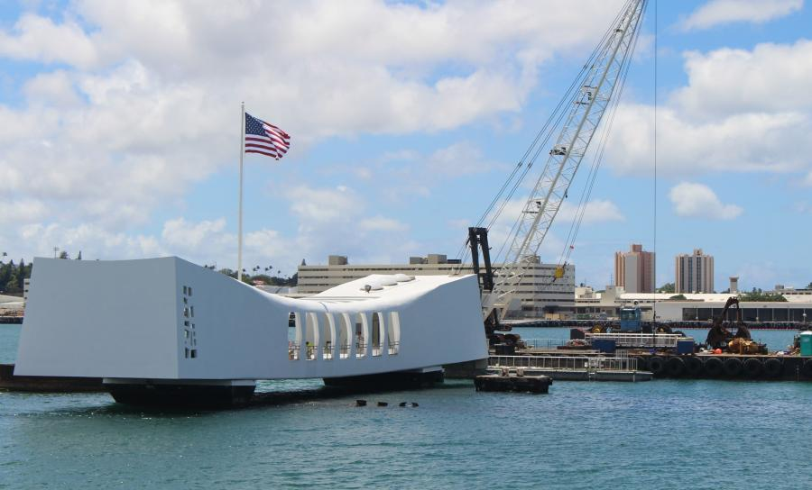 The National Park Service has revised its construction timeline for the USS Arizona Memorial at Pearl Harbor and anticipates project completion by the end of March 2019.