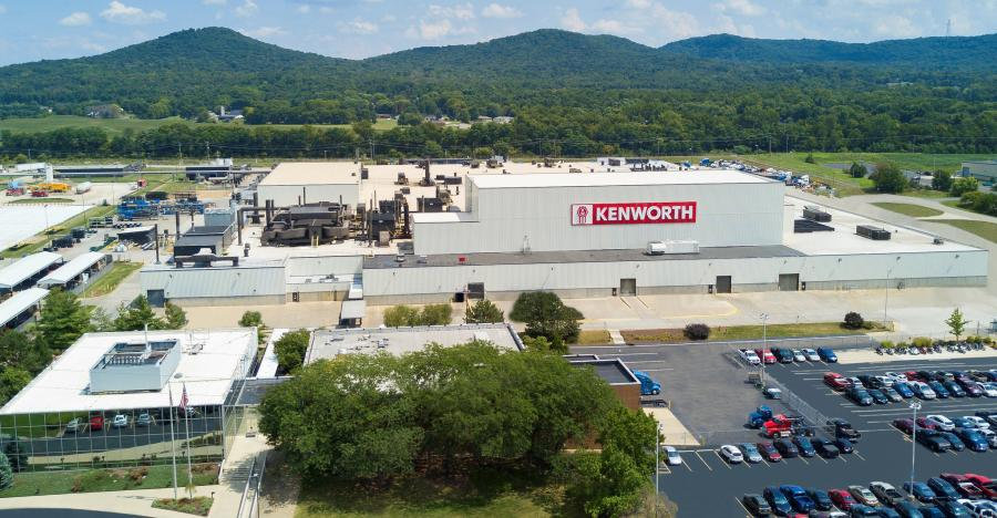 The Kenworth manufacturing plant in Chillicothe, Ohio, was recently recognized by the Ohio Environmental Protection Agency for reducing its hazardous waste footprint by more than 2.7 million lbs.