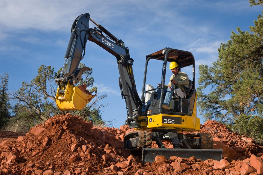 Compact, Mini Equipment Offers Low Cost, High Productivity