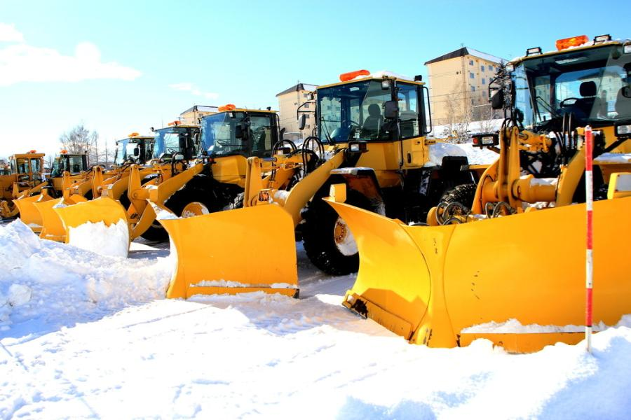 GDOT has more than 385 snow removal units that are ready to be deployed across the state at a moment's notice.