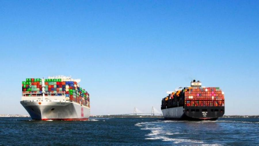 The Army Corps announced that it was dedicating $41.4 million to deepen the Charleston Harbor to 52 ft.