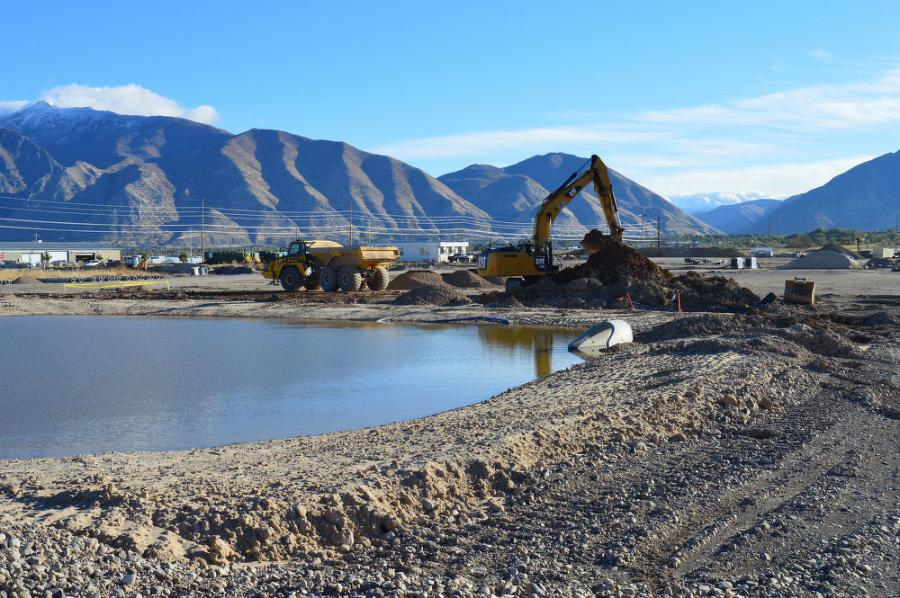 """Site work will be the only activity taking place for the next little while. We will be bringing in soil and prepping the site for footings,"" said Josh Rohatinsky, project manager, Spanish Fork Hospital.
