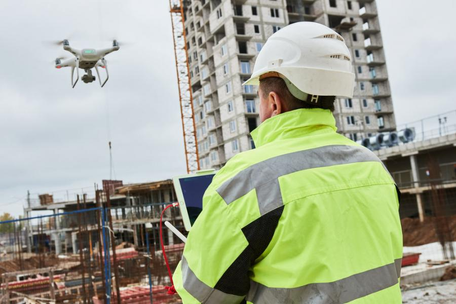 The McNeil team has been using drones for ALTA Land Surveying and  much more.