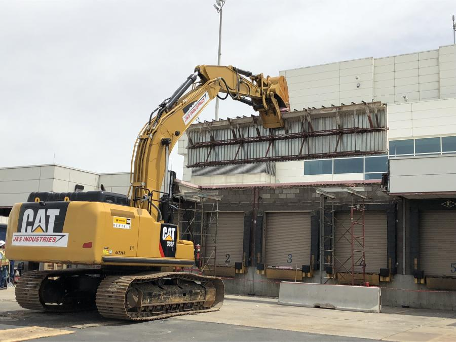 Construction crews at Denver International Airport (DEN) are on site laying the groundwork for a $1.5 billion gate expansion project.
