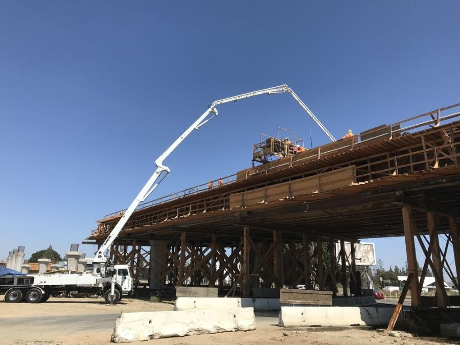 Safety, better mobility and a need for an upgrade are primary  reasons for the project. (Caltrans District 7 photo)