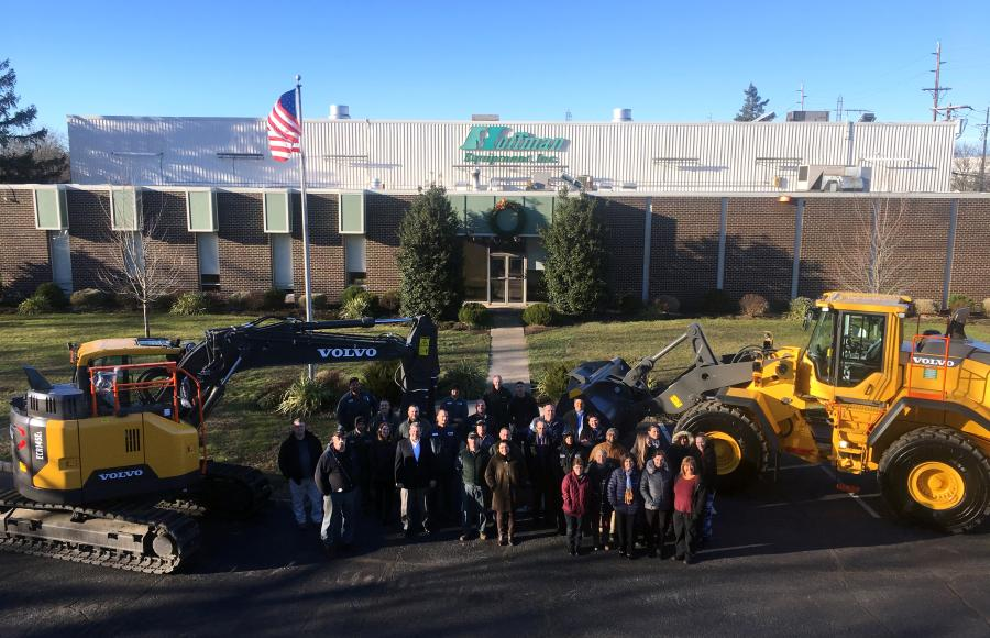 Hoffman Equipment is ramping up product support for Volvo equipment.