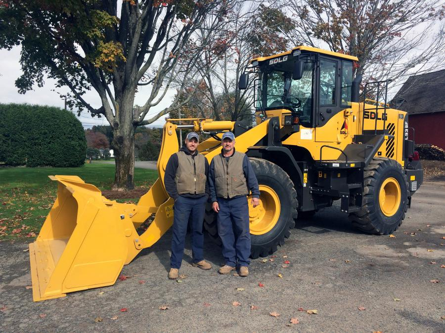 Omasta Landscaping relies on a fleet of wheel loaders from SDLG. Chris Omasta, vice president of Omasta Landscaping, said the company's SDLG loaders were purchased for a multitude of reasons, including their versatility to handle a variety of jobs, value proposition and ease of maintenance.