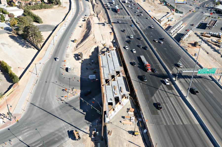 NDOT Ready to Wrap Up $1B 'Project Neon'   Construction