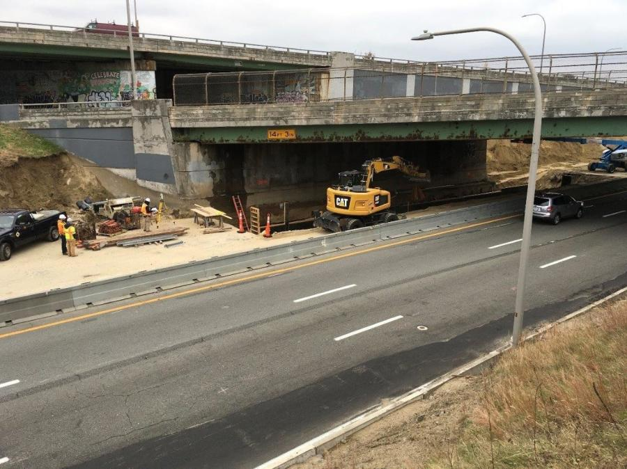 The $410 million project, which includes $248 million in construction costs, is the largest construction contract in Rhode Island Department of Transportation history, involving an interchange that serves as an east-west regional link between interstates 295, 95 and 195, accommodating 100,000 trips per day.