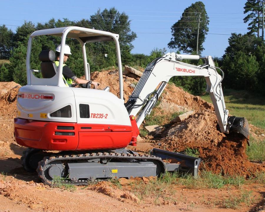 Takeuchi-US is celebrating 10 years with Takeuchi Financial Services (TFS), a program associated with Bank of the West.
