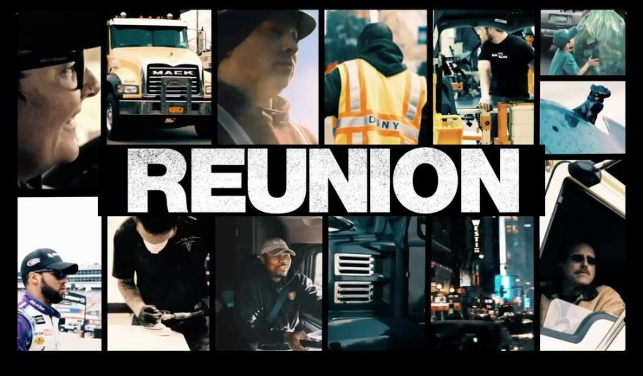 """Mack Trucks concluded its RoadLife series with """"RoadLife Reunion,"""" the ninth and final episode, available now onroadlife.tvand Amazon Prime Video. The episode takes viewers behind the scenes of RoadLife production, including a special reunion event featuring the stars of the series."""