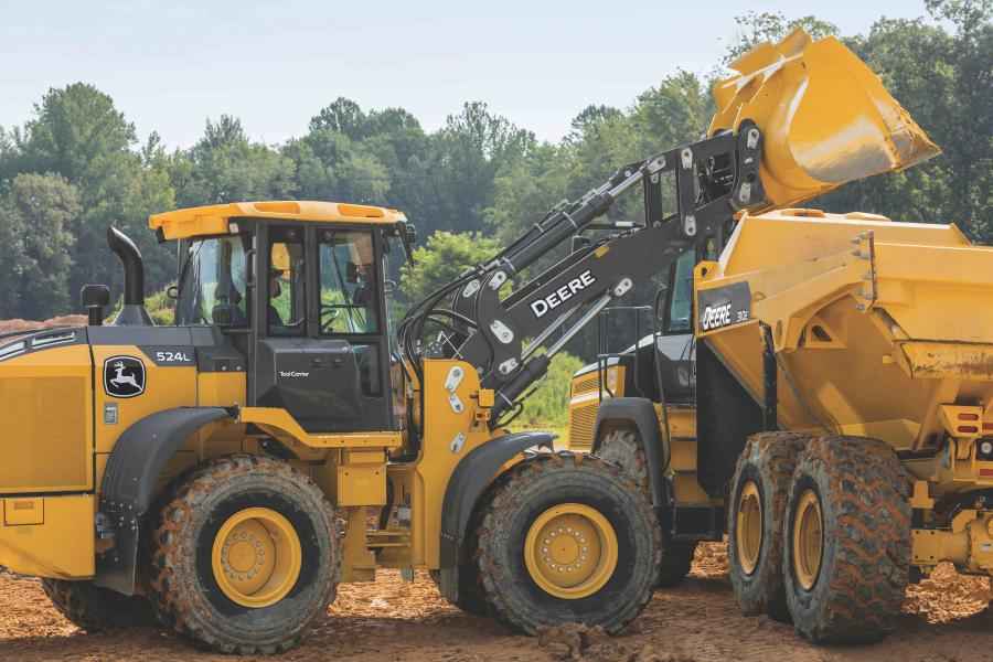 Designed with the operator in mind, the L-Series machines incorporate several new features, including improved cabs for more comfort and visibility, electrohydraulic (EH) loader controls for easier operation and redesigned near-parallel linkage, and enhanced performance buckets.