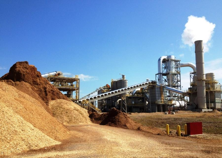 The plant was first announced in 2013 by Green Circle Energy, a wood pellet company that Enviva bought in 2015. Plans were delayed, but Moreno said the company is now ready to move ahead. (Enviva photo)