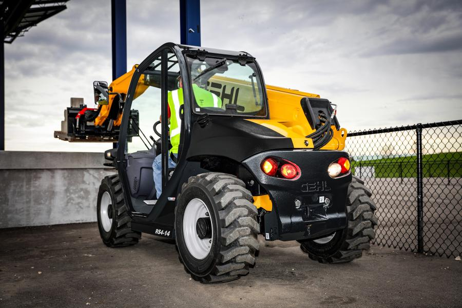 Manitou North America to Showcase New Compact Equipment at