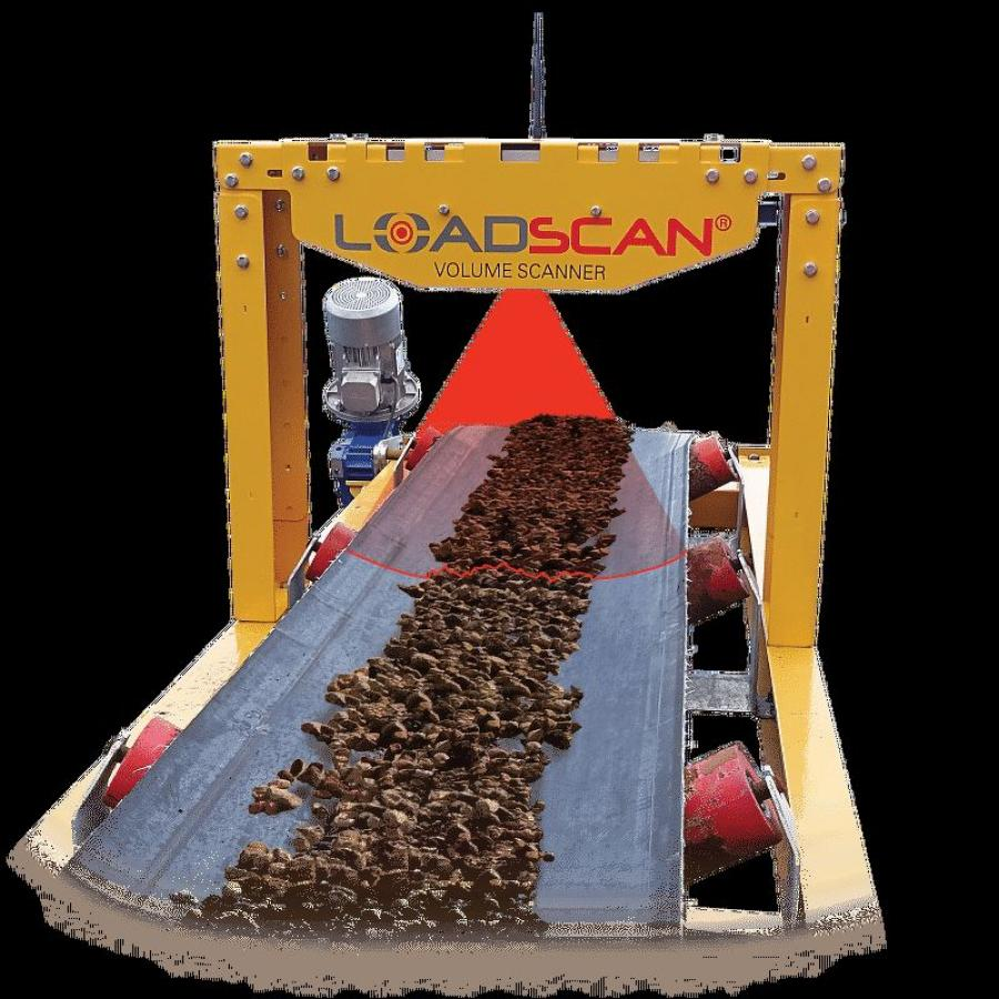 The LVS and CVS systems both utilize laser scanning technology, combined with proprietary software, to measure the exact volume of the material (either loaded in a truck/ trailer bin or flowing on a conveyor belt).