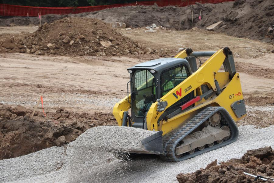 Wacker Neuson's Series II large frame loaders include two skid steer models (SW) and two compact track loaders (ST).