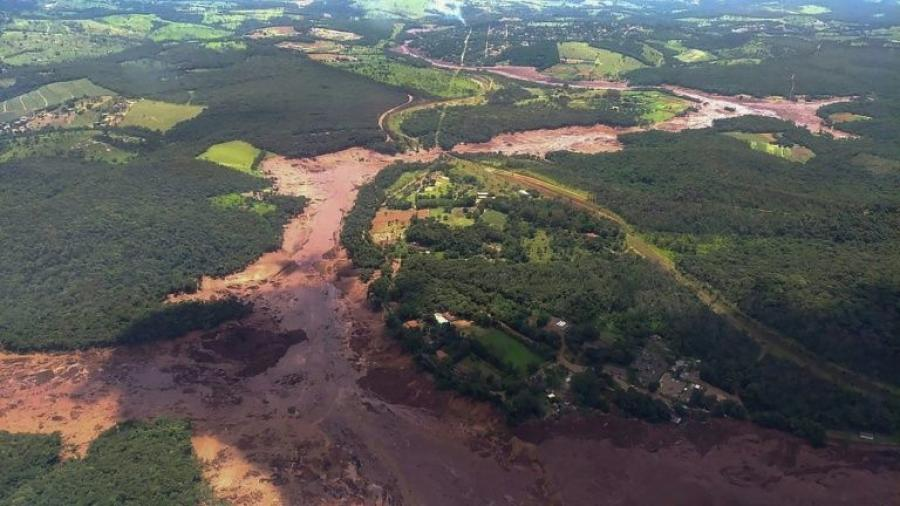 Brazilian mining company Vale SA said in a statement that it didn't yet have information on deaths or injuries at the dam in Minas Gerais state, but said that tailings have reached the community of Vila Ferteco and an administrative office.