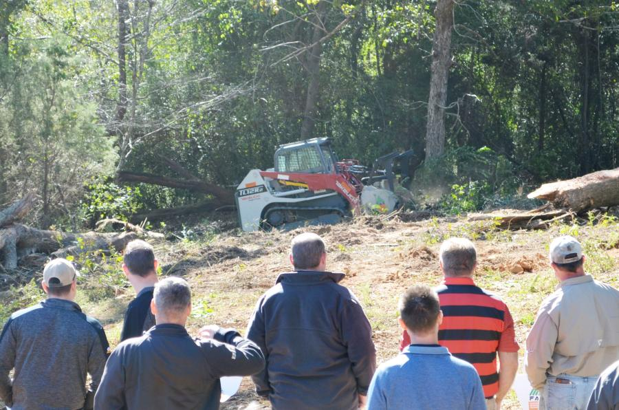 FAE USA Hosts Demo Day | Construction Equipment Guide
