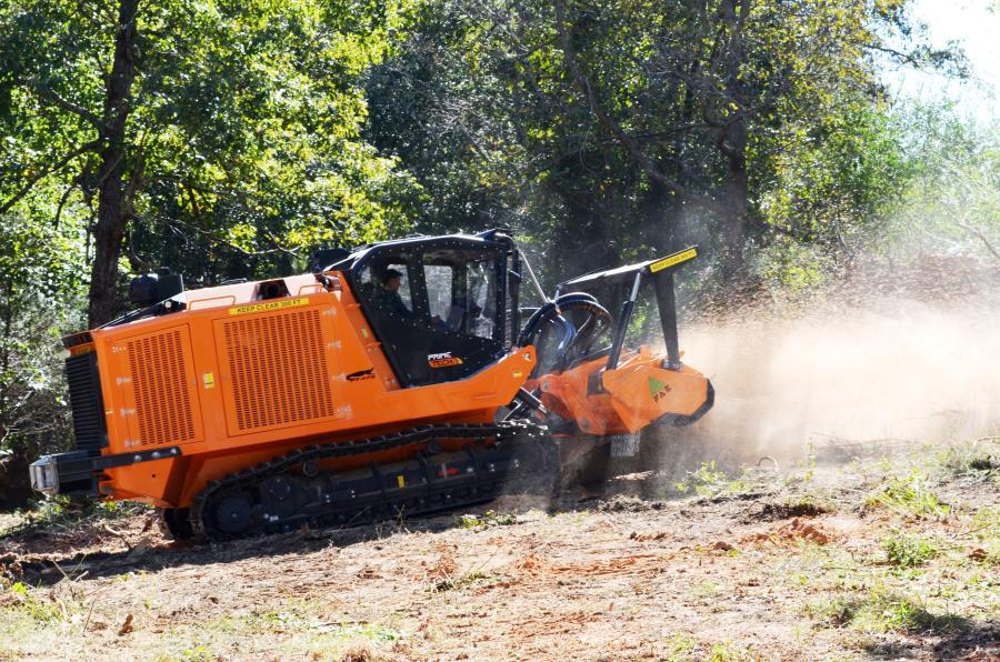 FAE USA Hosts Demo Day | Construction Equipment Guide