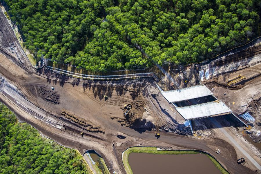 Bypass Project Alters Florida Landscape | Construction