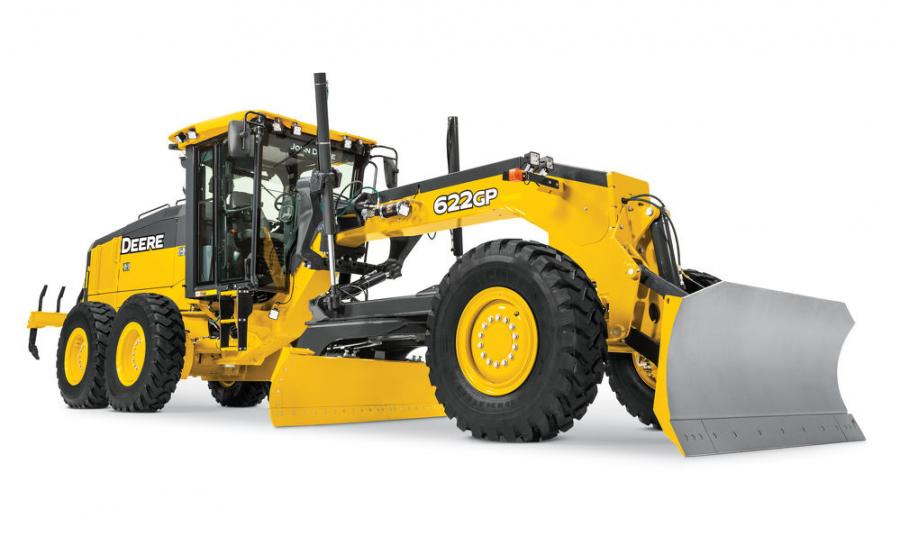 Six-wheel drive with automatic differential lock allows the machines to power through the toughest cuts and gives operators increased traction in poor ground conditions or when working on ditches or side hills.