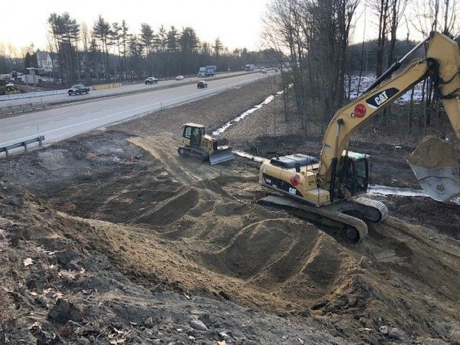 Construction to replace the Cummings Road Bridge began in early December and will be substantially complete in November 2020.