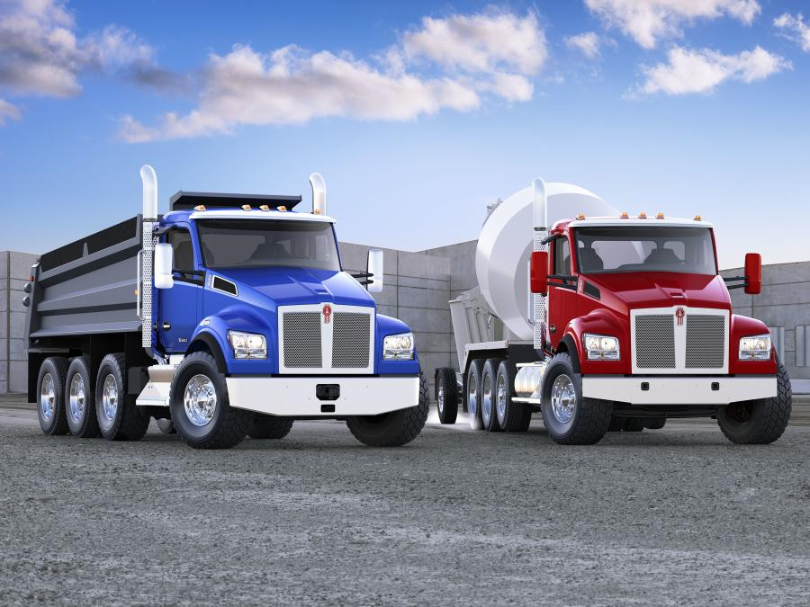 Kenworth will provide a $2,000 savings to fellow National Ready Mixed Concrete Association (NRMCA) members on qualifying purchases of new Kenworth T880, T880S, W900, T440 and T470 vocational trucks through the association's Member to Member (M2M) Benefits Program.