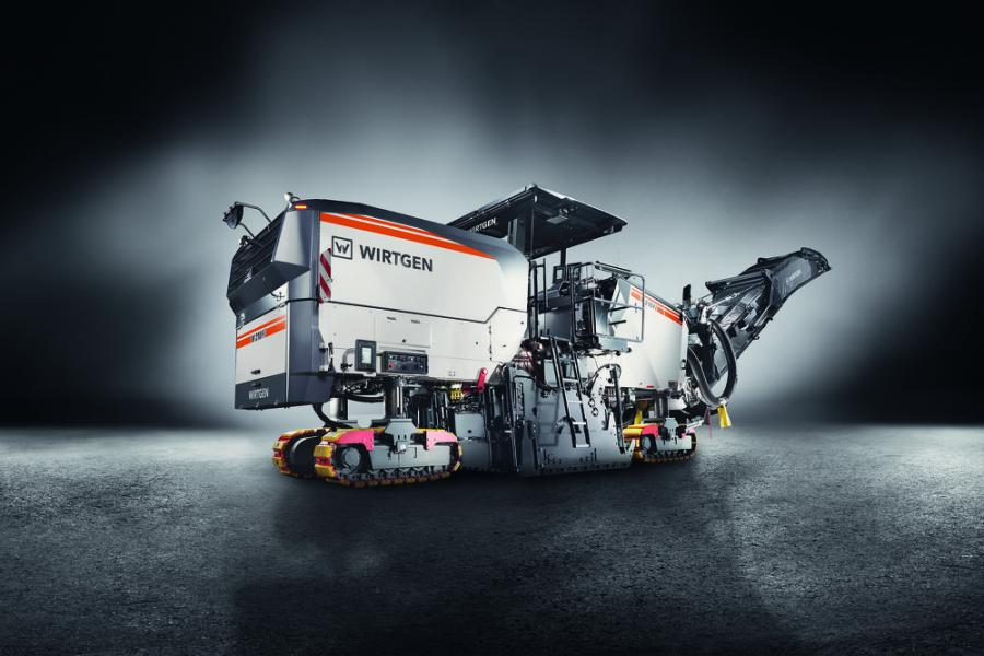 Due to its intelligent control technology, Wirtgen's new generation of large milling machines with mill assist sets new standards in milling technology.