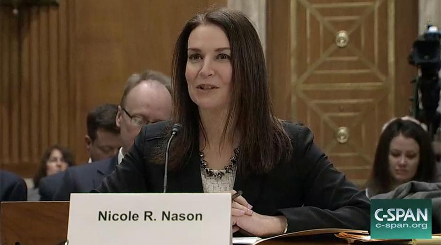 """My priority is safety on all roads, but we must recognize and address some of the unique safety challenges faced by rural communities,"" Nason said in her testimony."