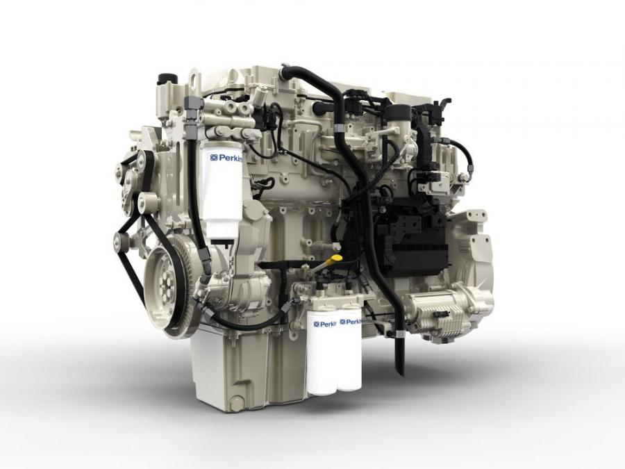 Five engines meeting the latest Stage V emissions standards will highlight the Perkins 0.5 to 18 liter (4 -597 kW / 5 – 800 hp) engine range -- the most comprehensive product range offered by an engine manufacturer.