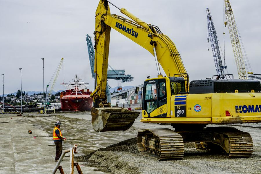 The Seaport Modernization project comes as the Port celebrates its centennial and prepares for the next generation of aerospace cargo and ships, investing in infrastructure and making substantial improvements to public access and marina infrastructure.