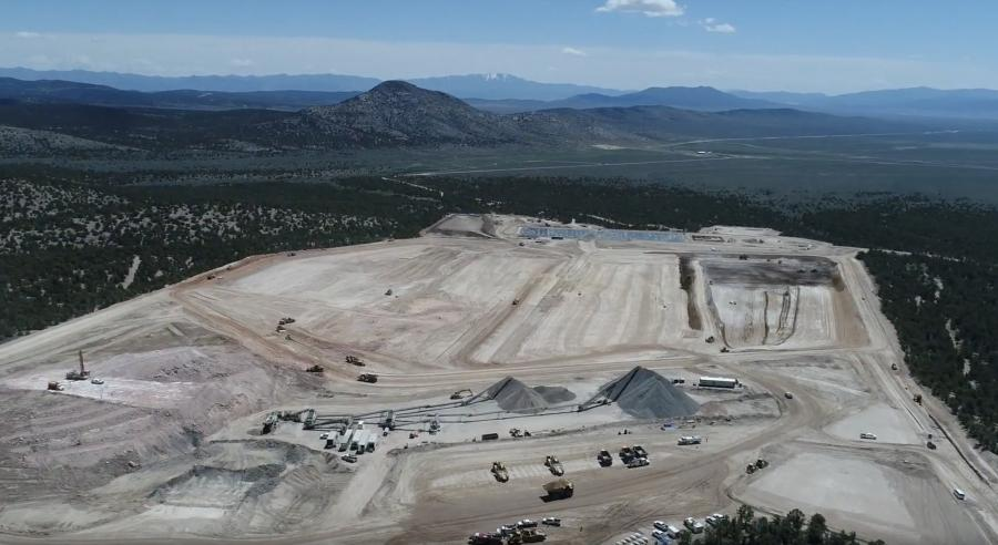 The mine is on schedule for inaugural gold production in late February 2019. Commercial production will follow when the mine's systems reach a steady state, which is expected by the end of Q1.