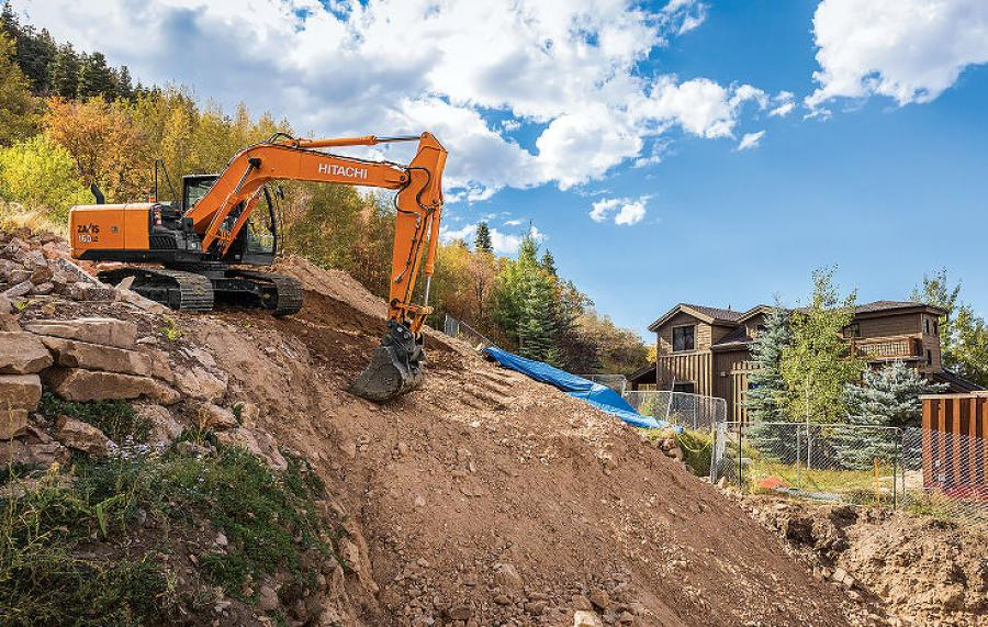 Hitachi excavators are built with efficiency, reliability and durability to tackle tough jobs.