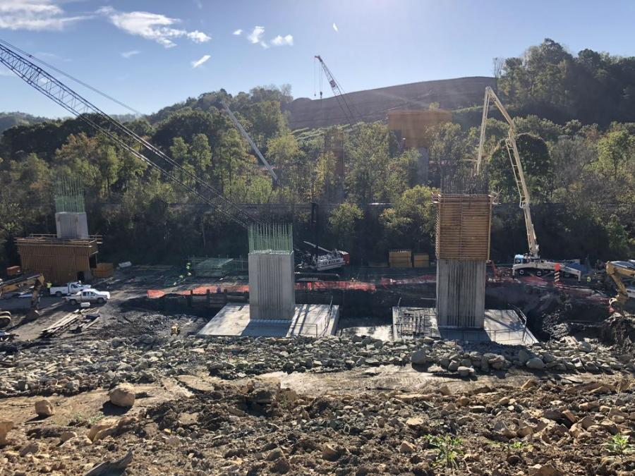CDR Maguire is managing the construction of the entire Southern Beltway Project, which includes nine construction sections. The total cost of the project is estimated at approximately $800 million.
