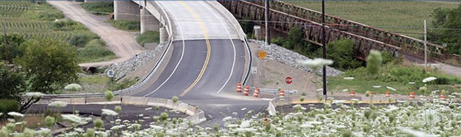 The new roadway would also link to the Potter Mills Gap project, which is in its final stages, according to the Pennsylvania Department of Transportation.