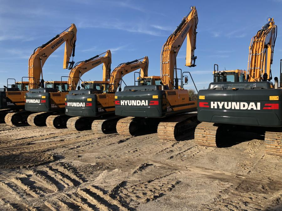 The merger of May Heavy Equipment and Rob's Hydraulics Inc. unites two of the largest Hyundai dealers in the country. The newly named May/RHI is owned by National Equipment Dealers LLC.