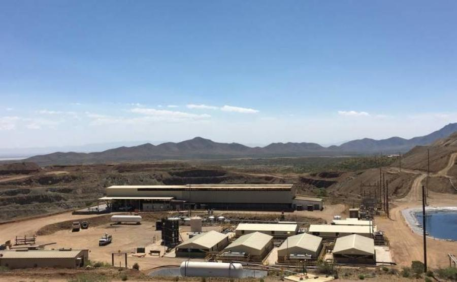 Construction has started at the Gunnison Copper Project, in southeast Arizona.