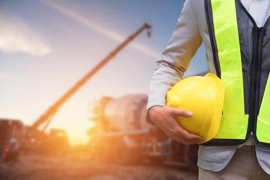 OSHA and Dimeo Construction Company have partnered to promote workplace safety.