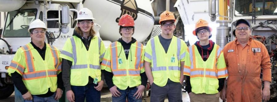 Staker Parson Materials & Construction, a CRH company, hosted the first round of students attending Utah Diesel Technician Pathways (UDTP) Program in northern Utah.