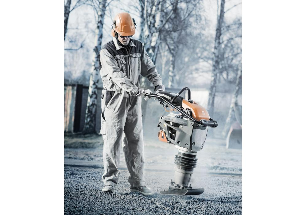 Husqvarna's compaction and concrete placement equipment is built on three basic principles: high-performance and well-designed quality equipment, a clear focus on efficiency and a service and support network to help contractors when and where ever needed.