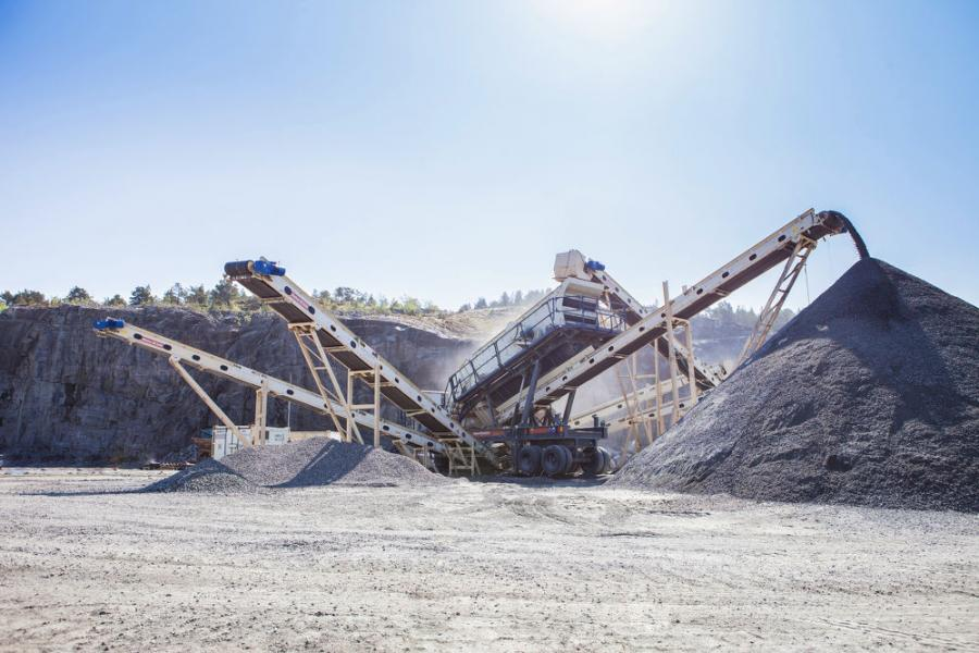 Quinn Company will offer Metso's mobile as well as stationary crushing and screening parts and equipment to Southern California, including the new line of NW Rapid portable crushing plants.