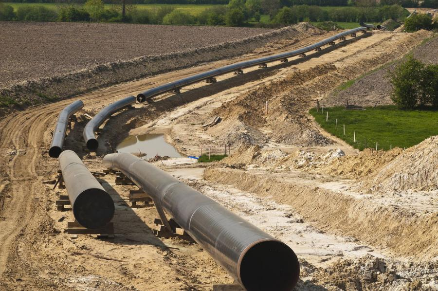The Midship Pipeline Project received final Notice to Proceed from the Federal Energy Regulatory Commission in February 2019 and is expected to be placed in service by the end of 2019.