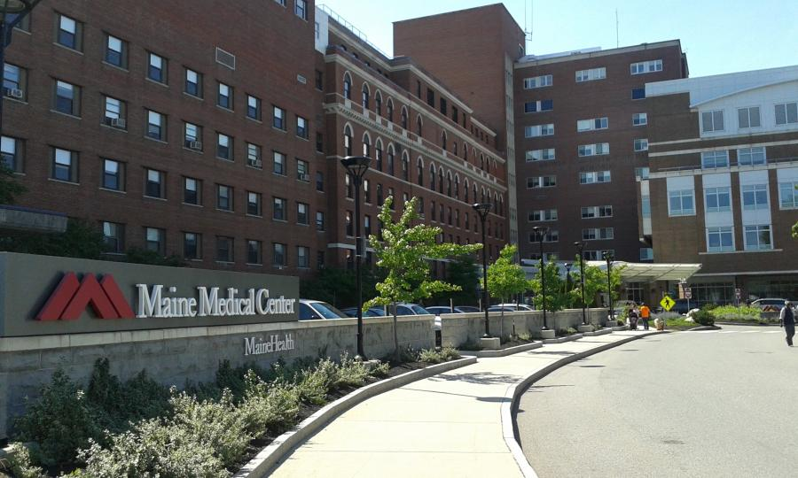 The Portland Planning Board unanimously approved Maine Medical Center's plan for a 265,000-sq.-ft. building that will be built at the current location of a parking garage. (Wikipedia photo)