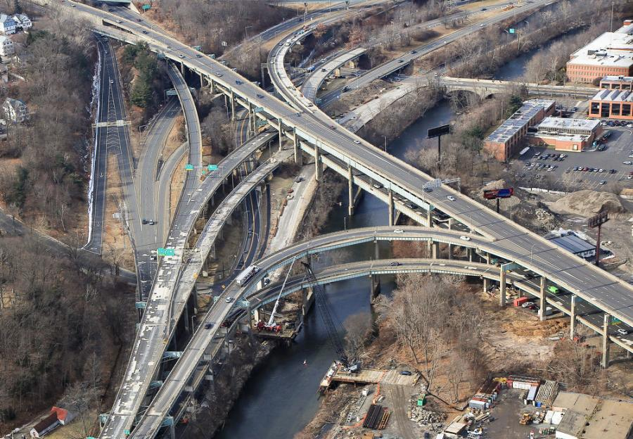 The Connecticut Department of Transportation (CTDOT) is overseeing work, which will improve driving conditions until the eventual, multi-billion-dollar Mixmaster replacement project begins.