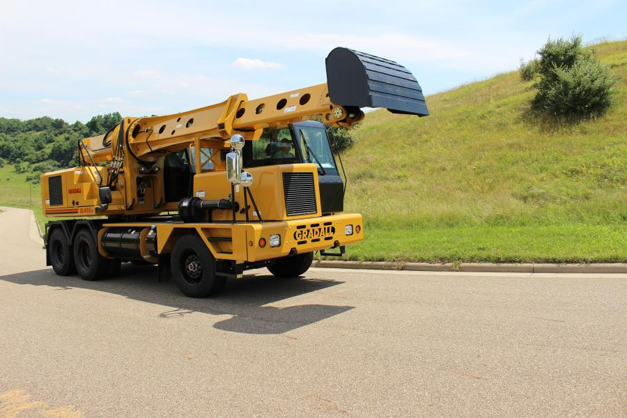 Road Machinery & Supplies Co., based in Savage, Minn., has been named the exclusive dealer for Gradall Industries in Minnesota and most of Iowa.