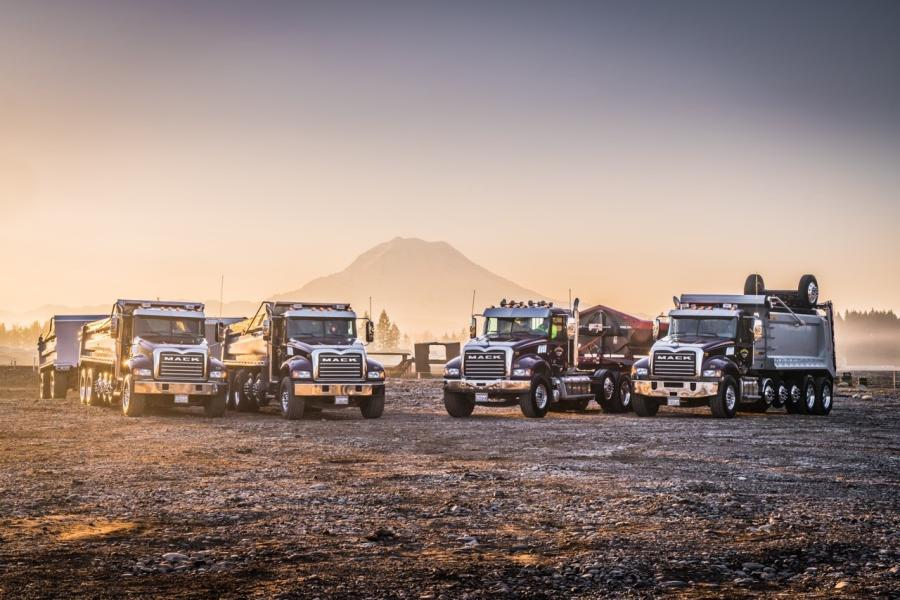 Maple Valley, Wash.-based Silver Streak Trucking depends on its fleet to meet customers' needs in the ultra-competitive Seattle area construction market, which is why it relies on Mack Trucks and its uptime solutions.